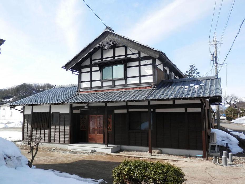 改修松ヶ崎の家